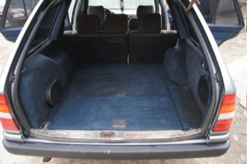 Mersedes Benz C180_2